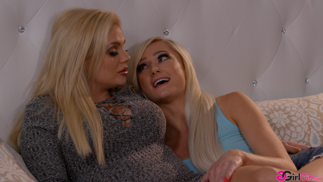 Let Me See You Squirt - Morgan Rain, Katy Jayne