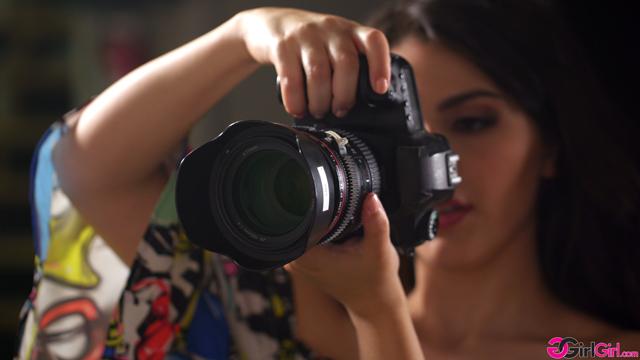 The Photographer - Darcie Dolce, April O'Neil, Valentina Nappi